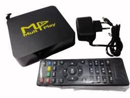 Título do anúncio: Tv Box Mult Play