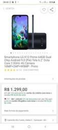 Smartphone LG K12 Prime