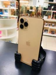 iPhone 11 Pro dourado impecável // preço baixo