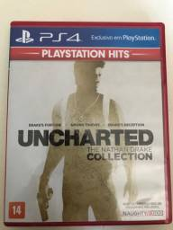 Jogo uncharted colection