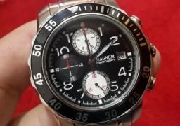 a6d0b34abc4 Relógio Magnum Diver Scuba cronógrafo esportivo excelente estado