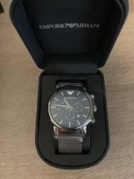 9a91155cd8 Relógio Emporio Armani original ar1979 com certificado
