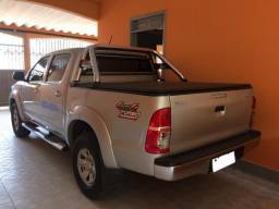 """Carro 8 Mil Abaixo da Tabela Fip ''Hilux Sr 2013/2013 4x4 3.0 Cambio Automático,Completa - 2013"