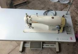 Maquinas de costura industrial semi-novas (conjunto ou venda separada)