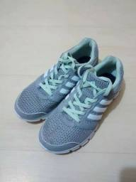 Tênis Fem Adidas Breeze Tam 34