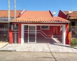 Casa 2 Dormitórios, Garagem 2 Carros, bairro Fortuna, Sapucaia do Sul