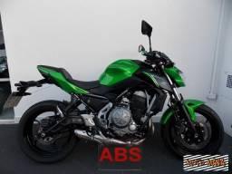 Kawasaki Z 650 2018 Verde - 2018