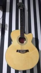Violão Tagima Jumbo Maple