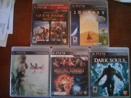 Jogos PS3 Contato e Valores na descrição