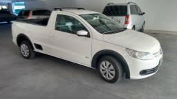Saveiro Trend completa de tudo e com kit GNV, ficou excelente e economica - 2012