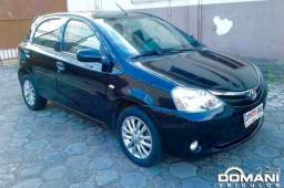 Etios XLS 1.5 hatch 2013 - 2013