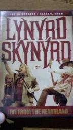 Dvd Lynyrd Skynyrd - live from the heartland