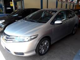 Honda City Ex 1.5 At. 2012/2013 - 2013