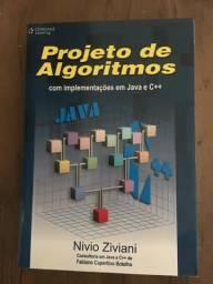 Livro Projeto de Algoritmos