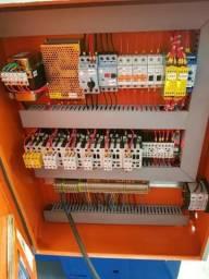 Instalacao de ventiladores de teto e parte eletrica residencial predial