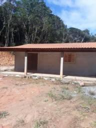 Chácara com 4.000 m² em fase de Acabamento em Juquitiba-SP