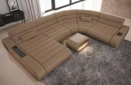 Sofá projetado sob medida