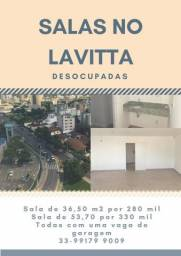 Salas no Edifício Lavitta