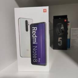 URGENTE// Redmi Note 8 PRO 128 da Xiaomi!!Novo lacrado com garantia e entrega imediata