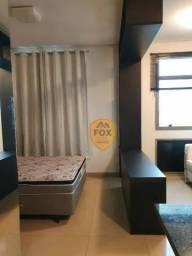 Studio com 1 dormitório para alugar, 38 m² por R$ 1.400/mês - Centro - Curitiba/PR