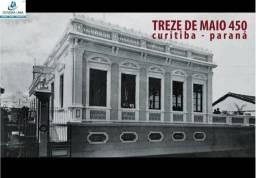 Área Comercial para Venda em Centro Curitiba-PR