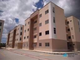 Apartamento com 3 dormitórios para alugar, 57 m² por R$ 909,00/mês - Icaraí - Caucaia/CE