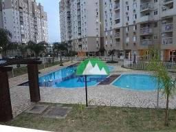 Apartamento com 2 dormitórios para alugar, 67 m² por R$ 1.000,00/mês - Xaxim - Curitiba/PR
