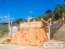 Casa à venda com 2 dormitórios em Nova brasília, Joinville cod:01029282