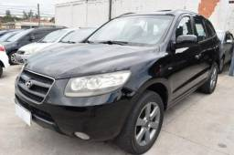 Hyundai santa fÉ 2007 2.7 mpfi gls v6 24v 200cv gasolina 4p automÁtico