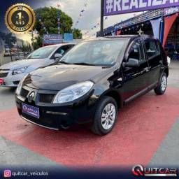 SANDERO 2011/2011 1.0 AUTHENTIQUE 16V FLEX 4P MANUAL