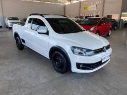 VW - VOLKSWAGEN Saveiro SAVEIRO 1.6 MI CE 2014 BRANCA