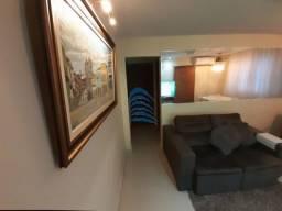 OPORTUNIDADE! Lindo apartamento com 54 m² 1/4, sala, cozinha e área de serviço. Porteira f
