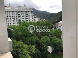 Apartamento à venda com 2 dormitórios em Cosme velho, Rio de janeiro cod:LB2AP29207
