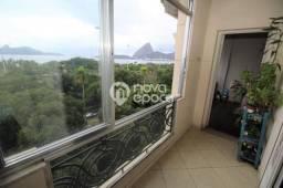Apartamento à venda com 3 dormitórios em Glória, Rio de janeiro cod:BO3AP37716