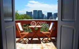 Casa à venda com 5 dormitórios em Santa teresa, Rio de janeiro cod:FL6CS19941