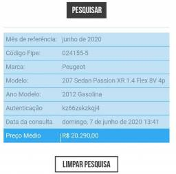 Peugeot 207 Sedã