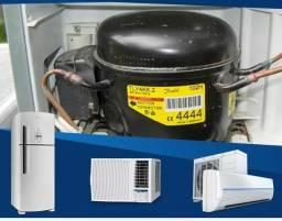 Título do anúncio: Conserto-de-geladeira-residensial-comecial