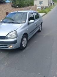 Clio 1.0 sedan completo 16v 2006 - 2005