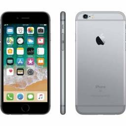 IPhone 6 64Gb NOVO sem uso venda ou aceito celular e tablet parte pagamento