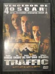 DVD Traffic - Ninguém Sai Limpo
