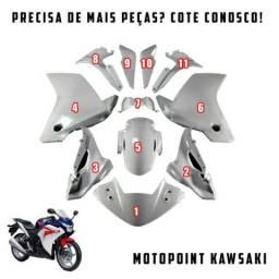 Kit Carenagens p/Motos Esportivas. Á Pronta entrega! Comprou Chegou
