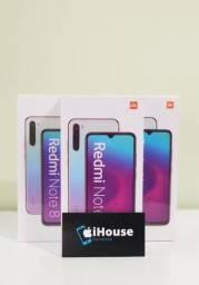 Xiaomi Redmi Note 8 , 64gb , branco , preto ou azul por 10x 124R$