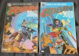 Minissérie Robin 3000 (02 Edições - 1993)