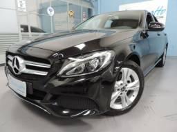 Mercedes c 180 1.6 avantgarde turbo 4p - 2018