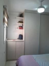 Apartamento de 2 dormitórios, 43m²- Cond. Tons da Tarde