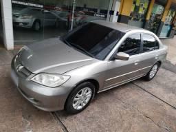 Honda - Civic LXL 1.7 Vtec Aut 2005