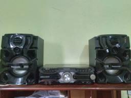 Aparelho de som *Caixa de som* Panasonic