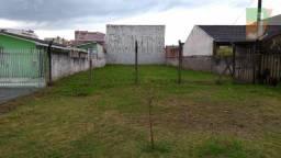 Terreno para alugar, 434 m² por R$ 1.150,00/mês - Cajuru - Curitiba/PR