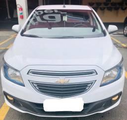 GM-Chevrolet Prisma LTZ 1.4 2015-Baixo KM-Completo