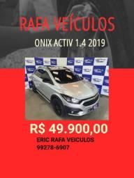 ONIX ACTIV 1.4 2019 por R$ 49.900,00 - Eric Rafa Veículos